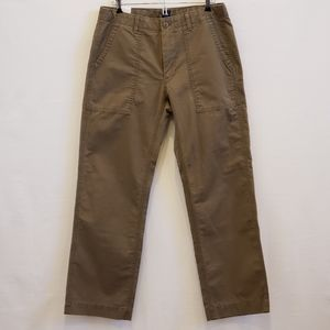 "NWT Gap ""The Fatigue"" Pants"